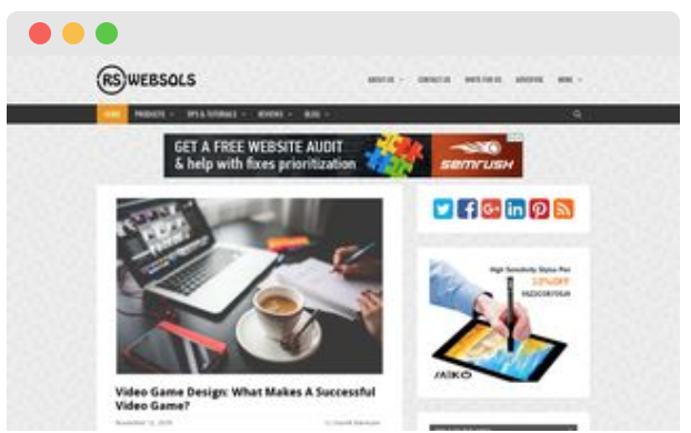 100+ Websites to Submit Guest Posts [Categorized] – Accessily Blog